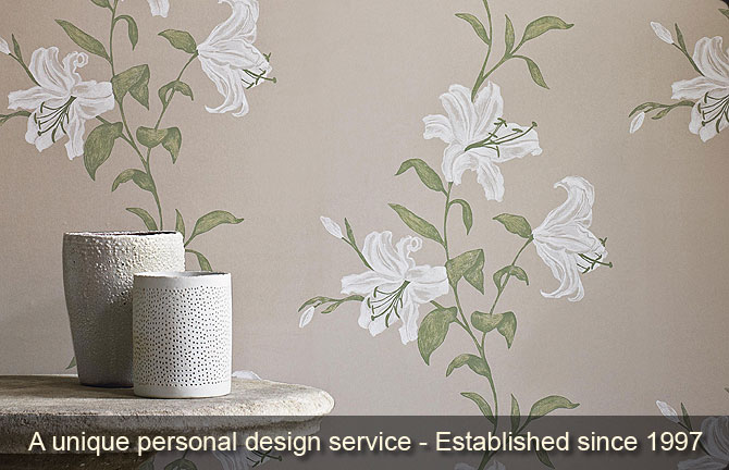 A unique personal design service - Established since 1997